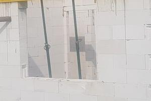 Ścianka z pustaków04
