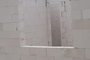Ścianka z pustaków02